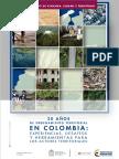 Ordenamiento Territorial en Colombia-IsBN
