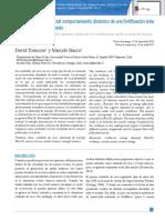 Analisis Tridimensional Del Comportamiento Dinamico