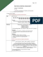 Final Manuscript Format