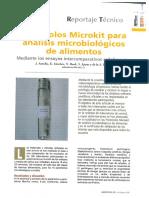 23-Alimentacion Protocolos Microkit Para Analisis Microbiologico de Alimentos