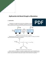 Aplicacion de Bond-Graph a Mecanica