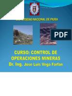 1.Control de Operaciones Mineras Cap I 2018
