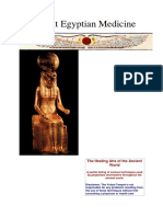 3. Ancient Egyptian Medicine 1