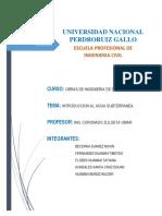 Grup-6 Introduccion Al Agua Subterranea