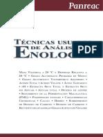 Libro Panreac Enologia