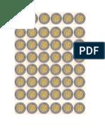 Monedas 1 Peso