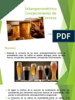 Ensayo Voltamperométrico Para El Envejecimiento de La Cerveza