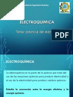 Electro Quimica Potencial Del Electrodo