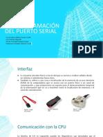 Programación Del Puerto Serial