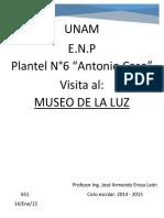 Trabajo Museo de La Luz Fisica2