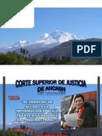 EL DERECHO DE ACCESO A LA INFORMACION PUBLICA FRENTE A LA RESERVA DEL PROCESO PENAL.pptx