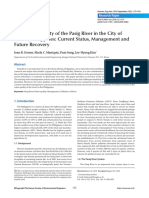The Water Quality of the Pasig River in the City of Manila, Philippines- Current Status, Management and Future Recovery.pdf