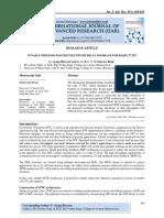 TUNABLE MIXED DECIMATION MULTIPATH DELAY FEEDBACK FOR RADIX 2K FFT