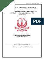 Nplabprograms Manual