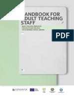 Handbook English