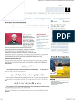 Kekuatan Ukhuwah Islamiah - Eramuslim