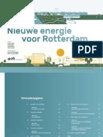 Nieuwe energie voor Rotterdam