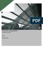 Strategic Mgmt (AVON) Assignment