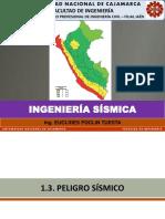 1.3. Peligro Sismico (Ingenieria Sismica Unc 2018-i)