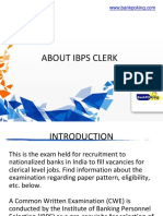 CATKing- About IBPS clerk