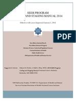 SEER_Program_ Coding_n_Staging_Manual_2014.pdf