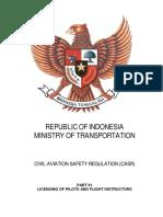 CASR Part 61 Amdt. 4 - Licensing of Pilots & Flight Instructors.pdf