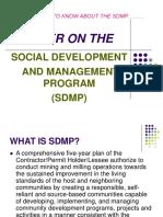 SDMP Primer
