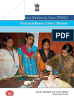 Neonatal Resuscitation Module