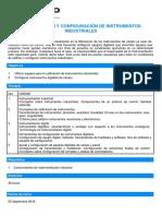 Tecsup Calibración y Configuración de Instrumentos