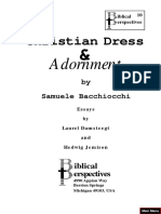 Christian dress & adornment (Samuele Bacchiocchi).pdf