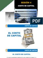 Sesion 4 Costo de capital.pdf