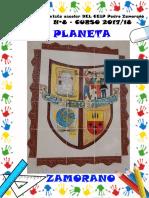 Revista Planeta Zamorano