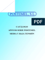 02 Catalogo(Tipo 1)-30 Kv-serie c y p Postemel Baja y Alta Tension v062001