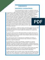 CARBOHIDRATOS Monosacaridos y Oligosacaridos