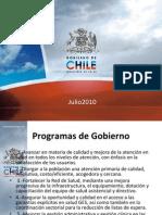 468 Presentacion rio de Salud Dr. Luis Castillo