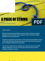 A Piece of String