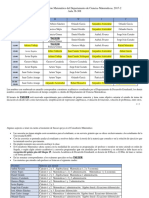 Información y Horarios en El Consultorio Matemático