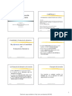 Decision Methods NPV, IRR and Others (Slides in Spanish)