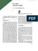 Bab 8.Penyembuhan Dan Penatalaksanaan Luka