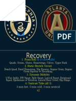 Union Recovery Ppt