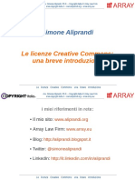 Slide Aliprandi Cc