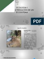Caracterizacion de Un Ecosistema