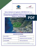VENTURI EC1 2011 Notice Utilisation v.2.01