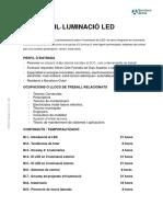 Programa Il·Luminació LED Català