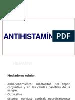 ANTIHISTAMINICOS.