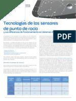 Soluciones y Tecnologias Para Medida de Punto de Rocio