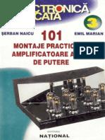101 Montaje cu amplificatoare audio de putere.pdf