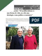 Entrevista a Laval y Dardot