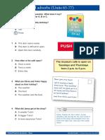 Oxford Practice Grammar Bas4
