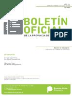 Boletín Oficial de la Provincia